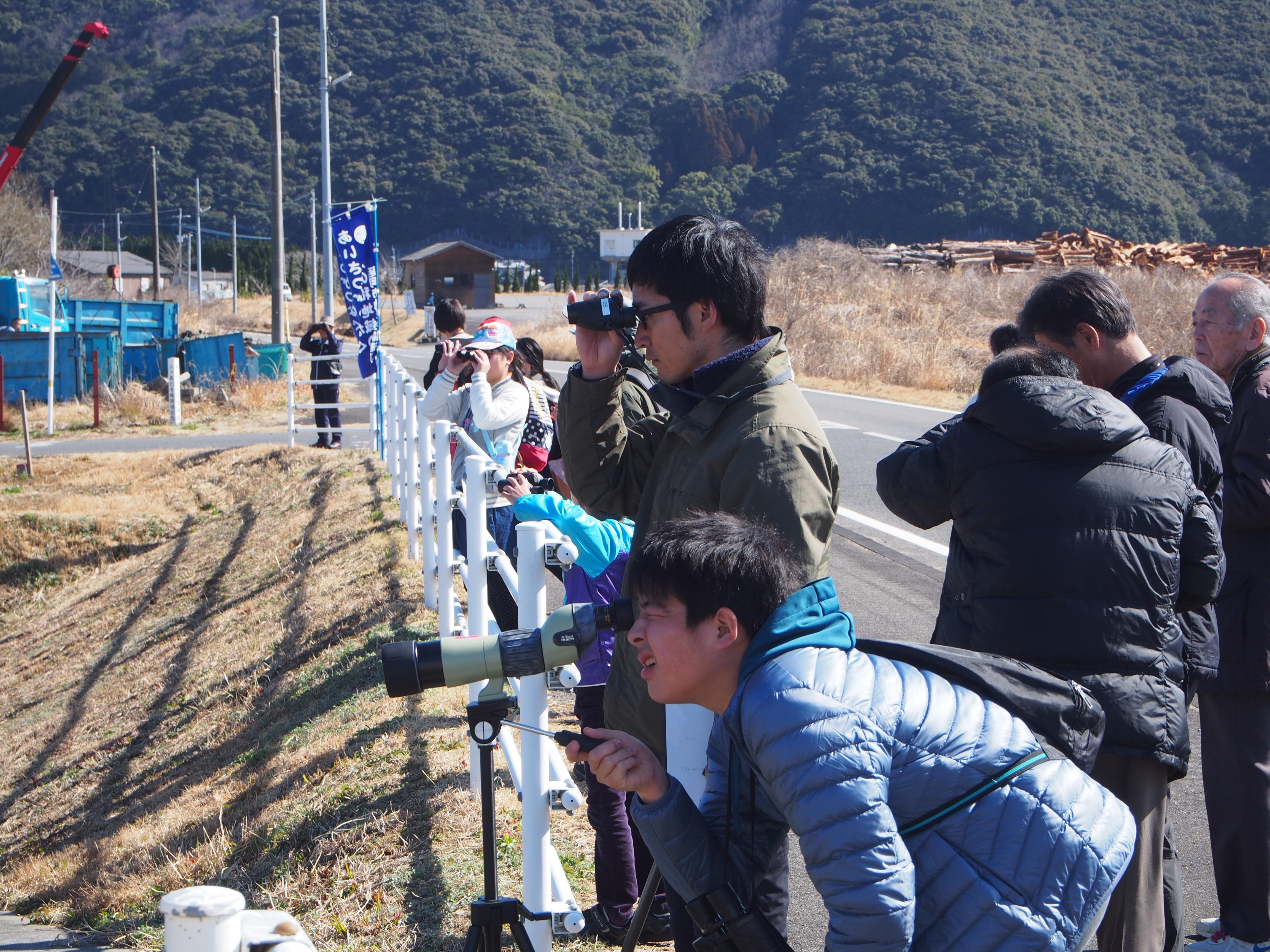 友内川野鳥観察会